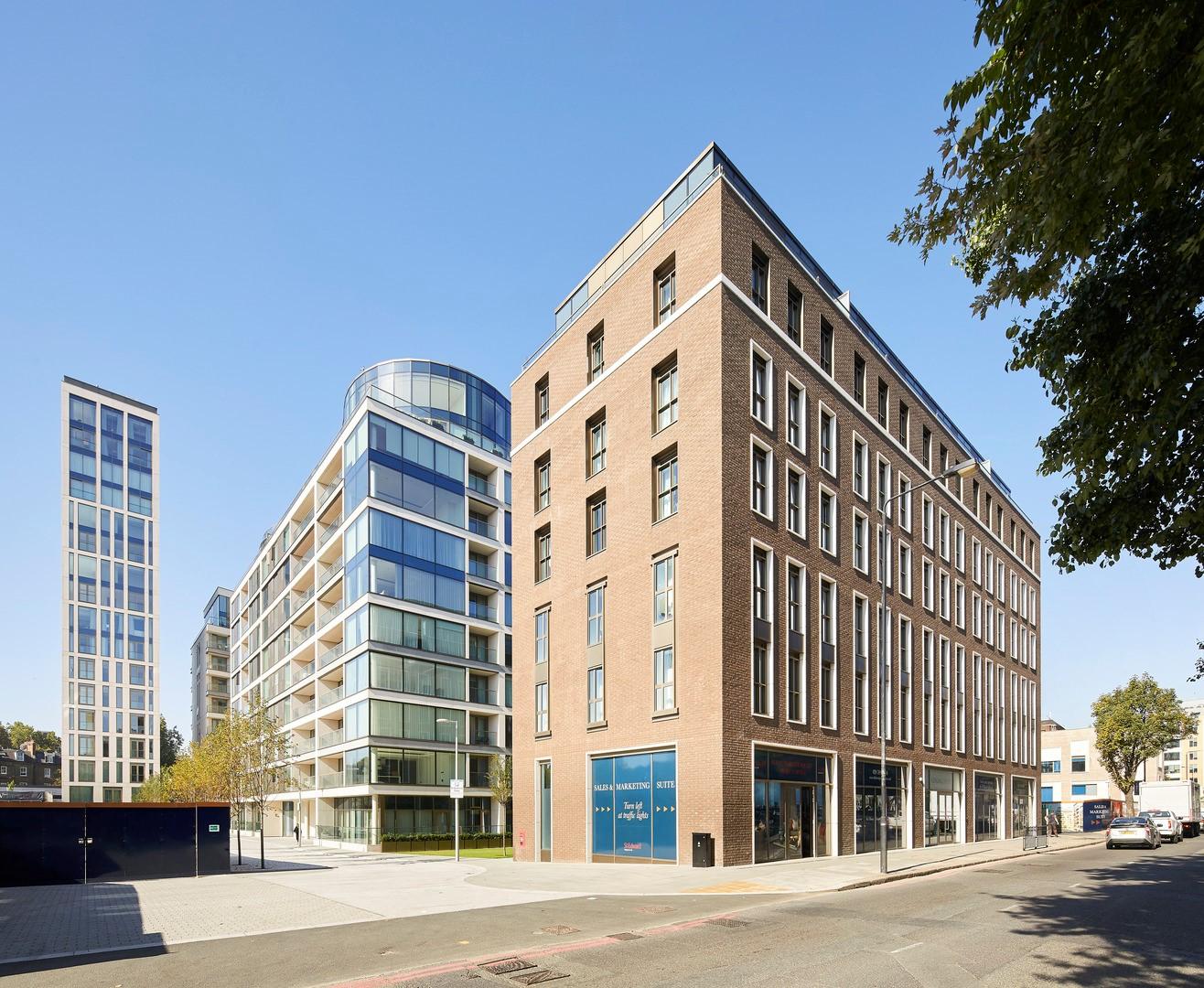 Kensington Row Phase II