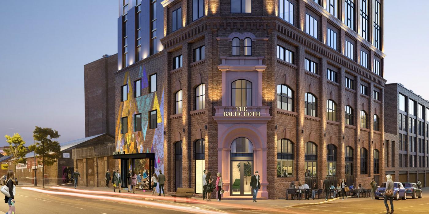 Baltic Hotel (Phase I+II)