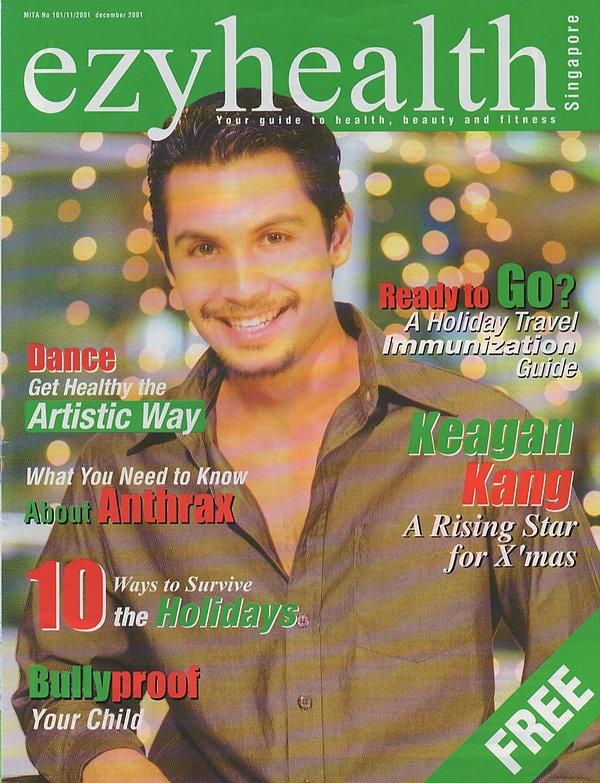 2001 KeaganKang ezyhealth A Rising Star