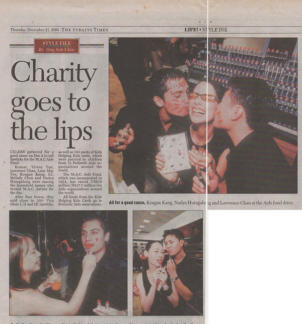 2000 The Straits Times Ong Soh Chin Char