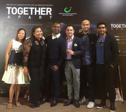 Together Apart Premiere