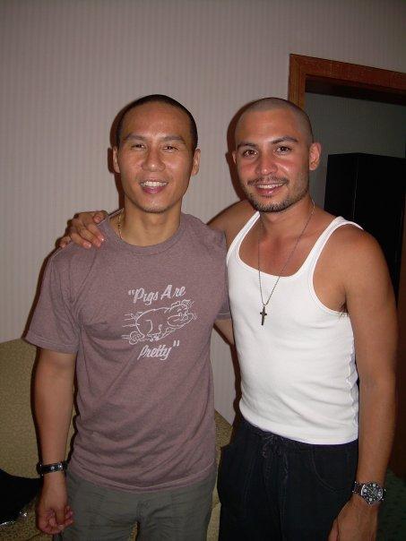 Keagan Kang & BD Wong