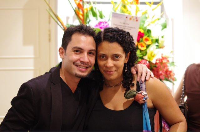 Keagan Kang & Cynda Williams