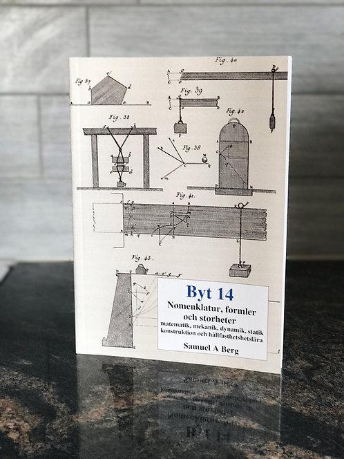 BYT 14 - Teknisk Nomenklatur