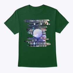 sp404 skyline tshirt
