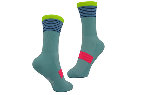 NOTS SOCK - NEON YELLOW