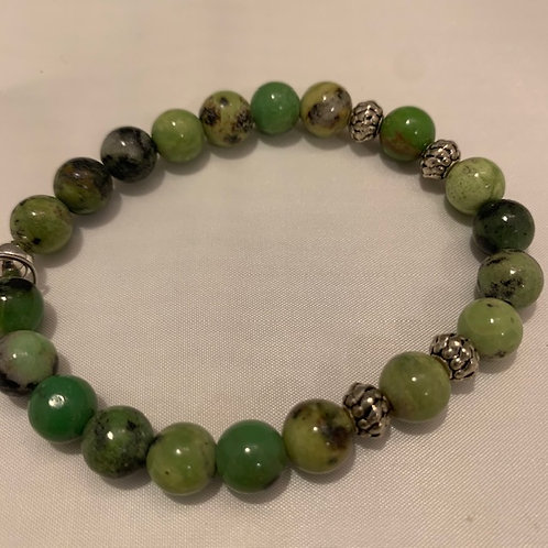 Healing Jewels Chrysoprase