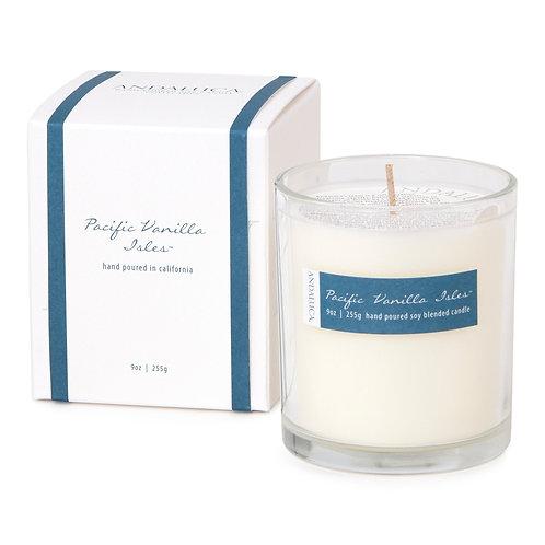 Pacific Vanilla Isles 9 oz. Candle
