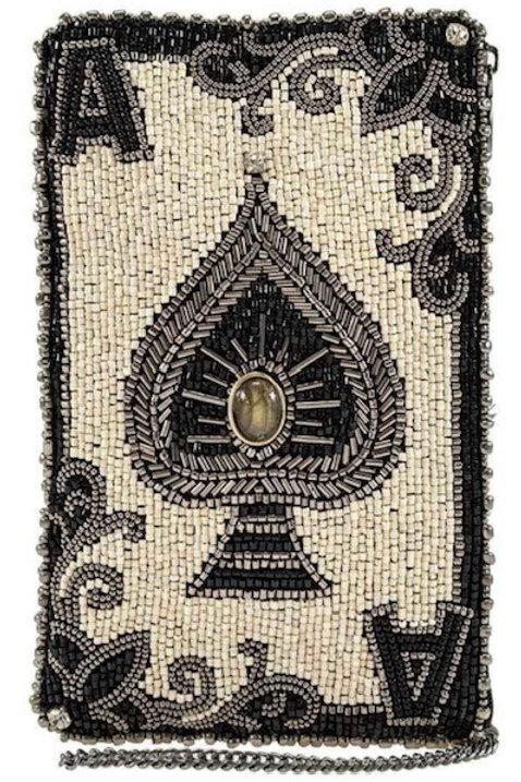 Ace of Spades Crossbody/phone bag