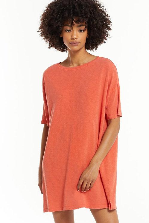 Delta Tee Shirt Dress