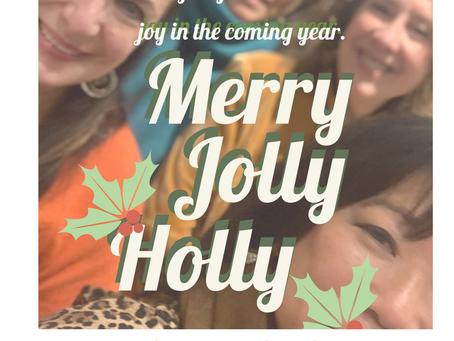 Ho! Ho! Holiday Greetings | FREE SHIPPING
