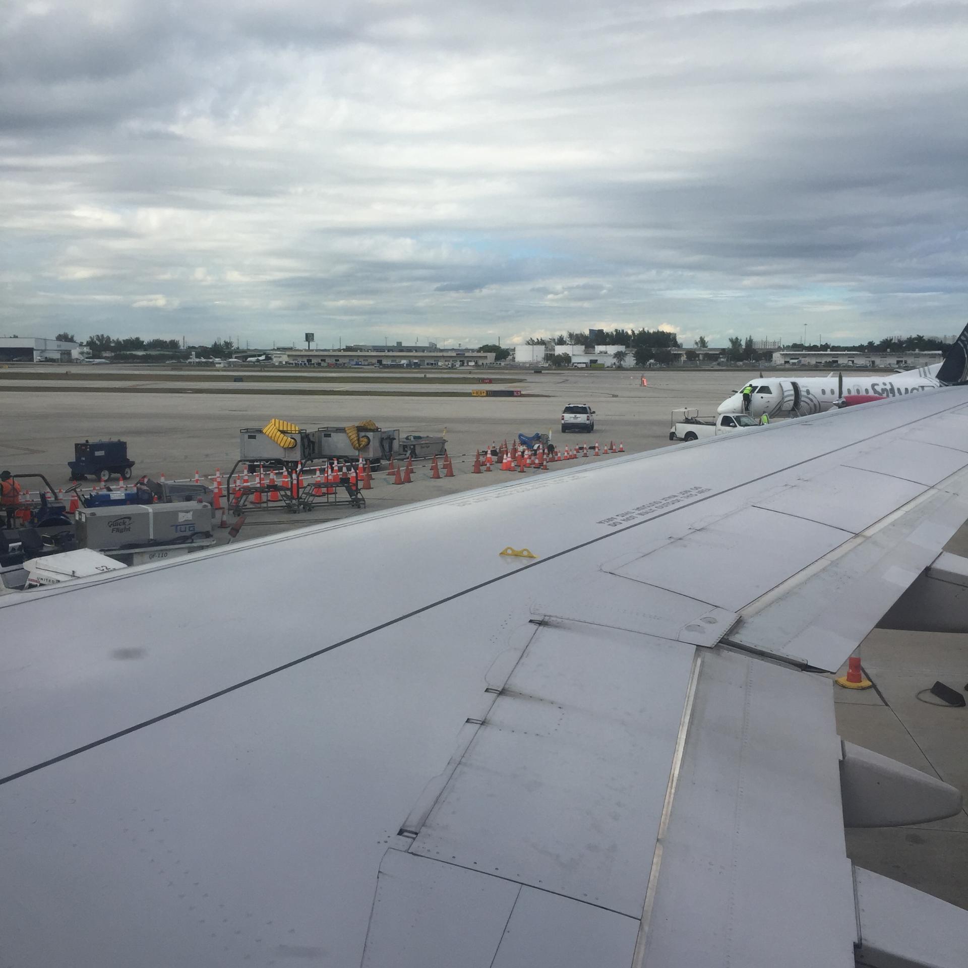 Leaving Ft. Lauderdale