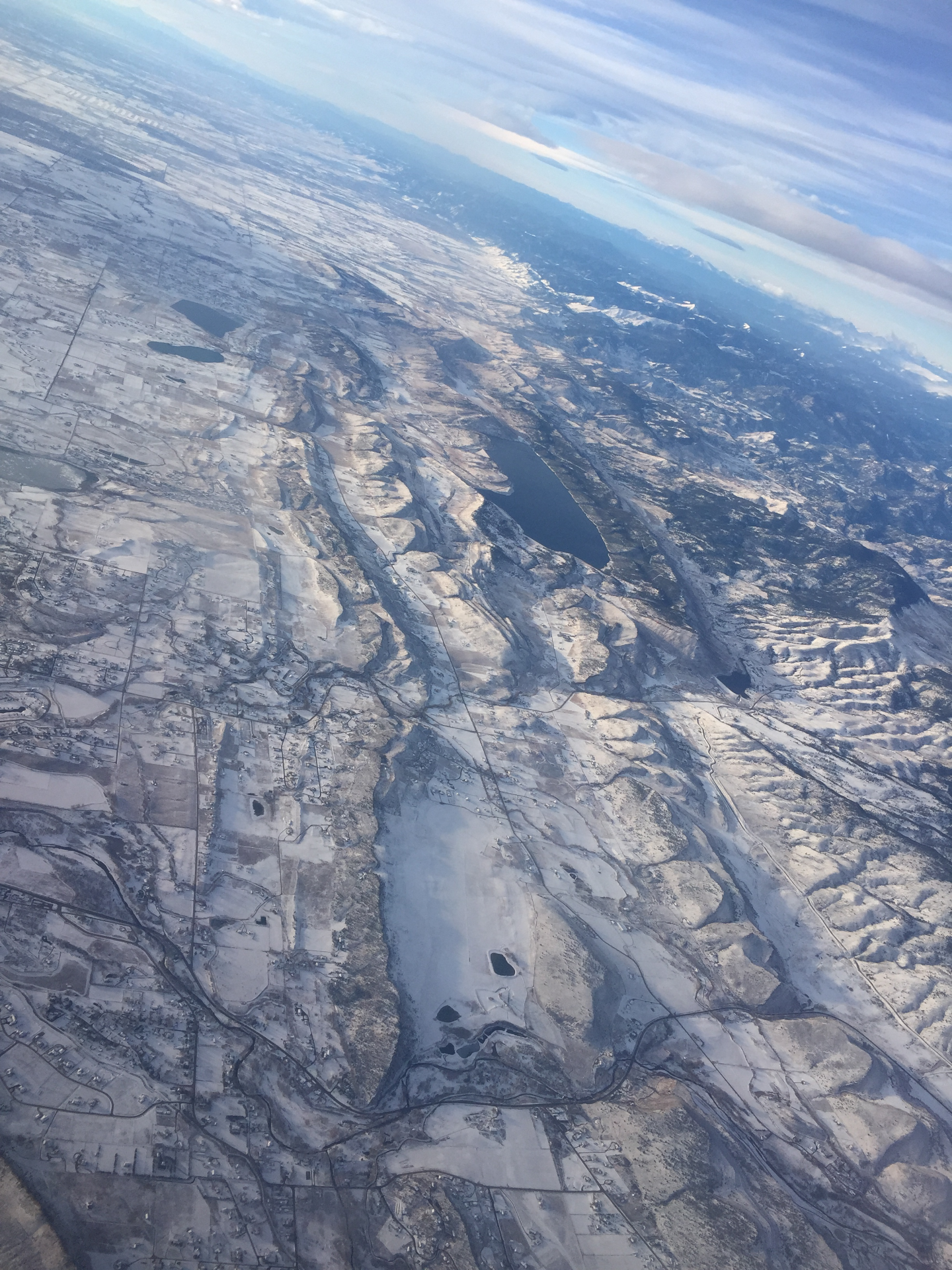 Hmmm... Wyoming