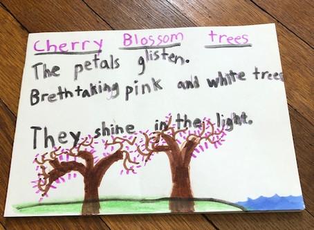 Dylan's Haiku poem
