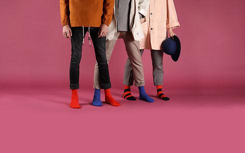 Socks Modelling