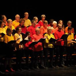 Chorale Claudine l'Impertinente