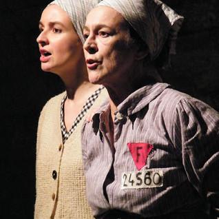 Roselyne Sarazin et Christelle Tarry