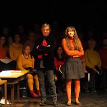 Claudine, l'impertinente - Théâtre de la Petite Montagne