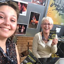 Audrey Chamagne et Roselyne Sarazin à Made in Jura