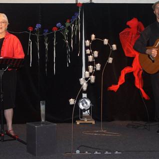 Roselyne Sarazin et Hervé Fremeau