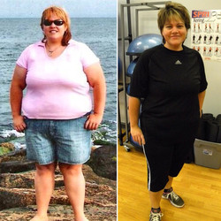 125 pounds weight loss