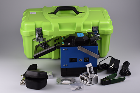 Optical Fiber Fusion Splicer SET