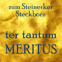 ter tantum MERITUS