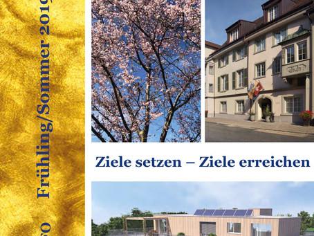 Meritus Info Frühling/Sommer 2019