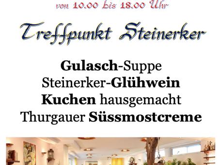 Steckborner Martini Markt - 10. und 11. November 2019