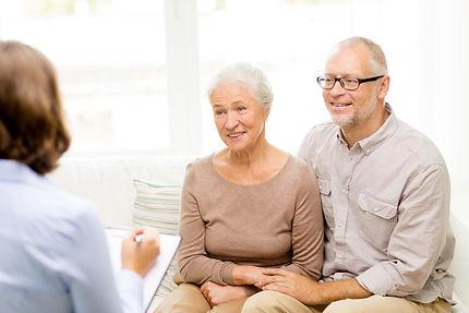Beratung Senioren