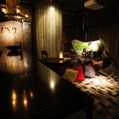 黒皮鉄の家/自邸