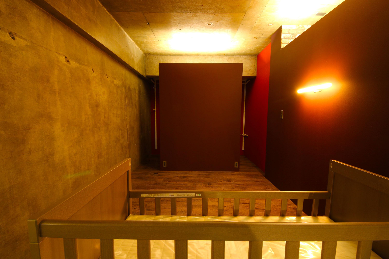 ホテルの様な主寝室。