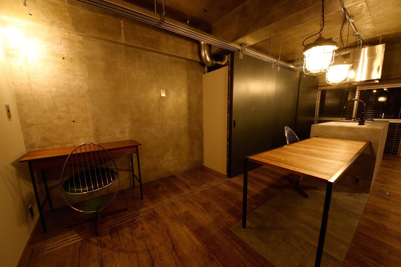 秘密の書斎