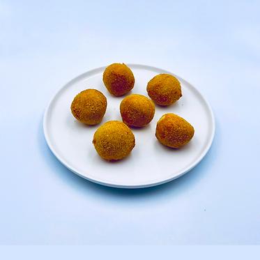 Polpette fritte di baccalà mantecato 6PZ