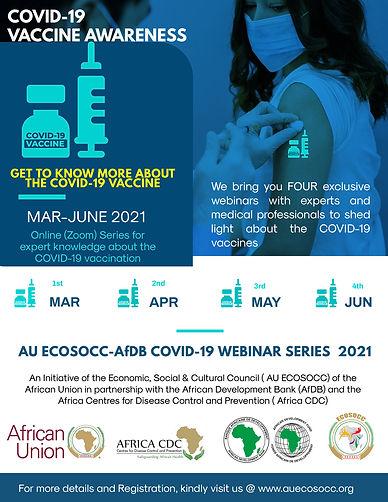 COVID-19 Vaccine Awareness-Generic Poste
