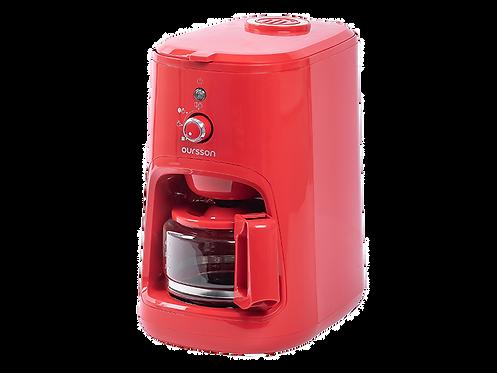Кофеварка CMO400/RD капельная / Oursson / Корея