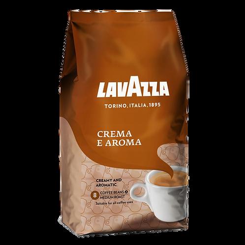 Lavazza в зернах Crema e Aroma / 1 кг