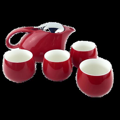 Чайный набор Саюри / красный