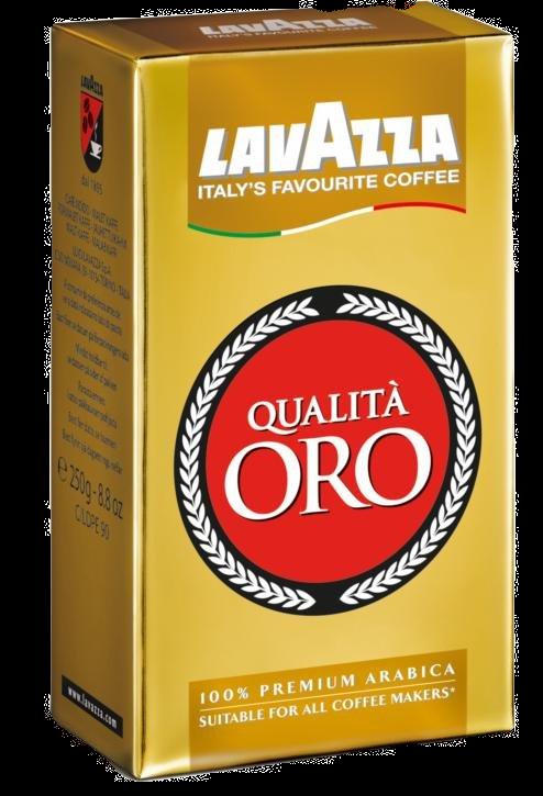 Lavazza молотый Oro / 250 г