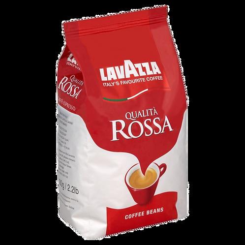 Lavazza в зернах Rossa / 1 кг