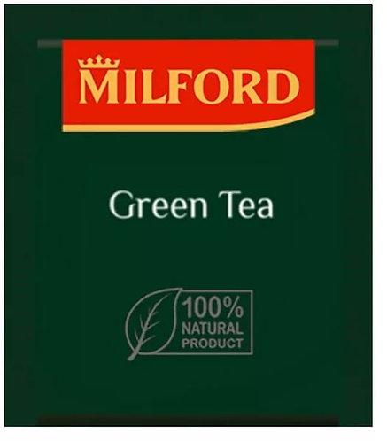 Пакетированный чай Milford / зеленый классический  / 200 пакетиков