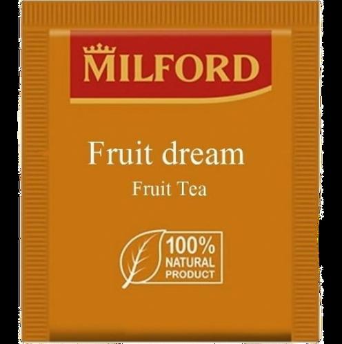 Пакетированный чай Milford / фруктовый чай / 200 пакетиков