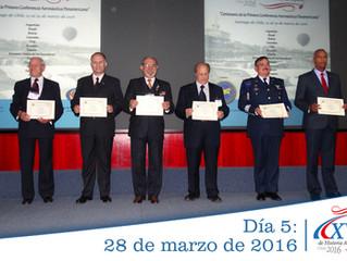 Día 5: XVI Congreso Internacional de Historia Aeronáutica y del Espacio