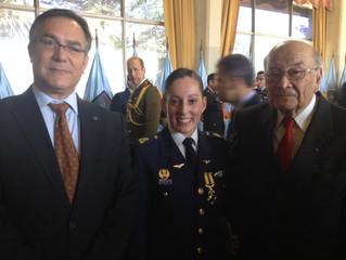 "Premio Coronel de Aviación ""Enrique Flores Álvarez"" 2014"