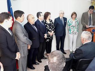 Ceremonia de Incorporación de nuevos Socios y Miembros Correspondientes