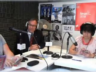 Instituto de Investigaciones Histórico Aeronáuticas de Chile presente en programa radial de carácter