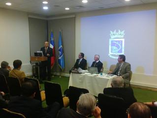 Asamblea General del Instituto de Investigaciones Histórico Aeronáuticas de Chile.
