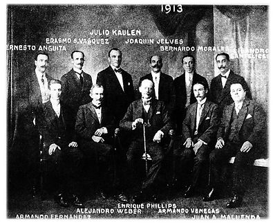 AeroClub de Chile - 1913