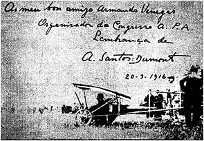 Santos Dumont - Chile - Armando Venegas