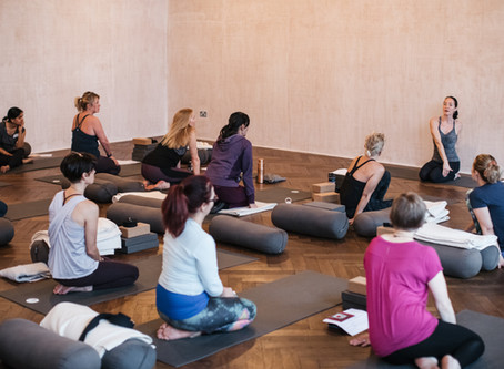 NEW Menopause Yoga Awareness  Course for yoga and pilates teachers